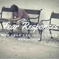 Teenage Angst May Be More About Fear Than Attitude: Fear responses, and how they can impact teen behaviour