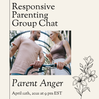 Parent Anger Chat Group Reflection 1